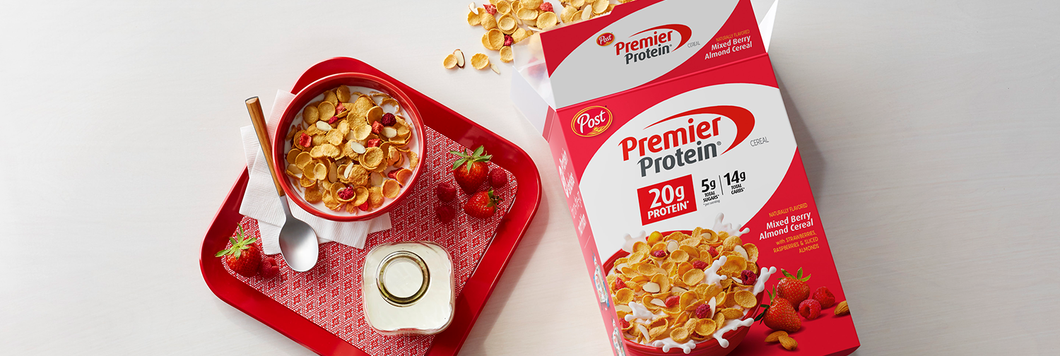 Premier Protein Cereal